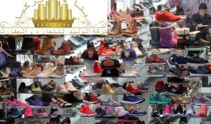 أحذية وحقائب من تركيا للبيع في الجملة